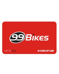 99 Bikes In-Store Gift Card