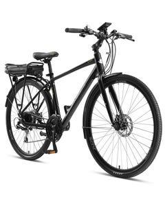 "XDS E-Voke 18"" Electric Hybrid Bike Black (2020)"