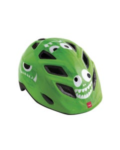MET Elfo/Genio Green Monster Kids Helmet