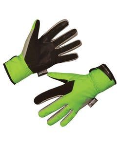 Gloves FF Endura Deluge II Hi-Viz Green