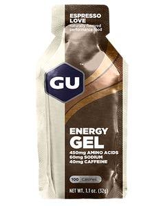 GU Gel (Espresso Love) [w/CAFFEINE] | 99 Bikes