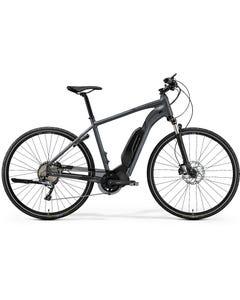 Merida eSpresso 300SE Electric Hybrid Bike Glossy Anthracite/Matt Black (2020)