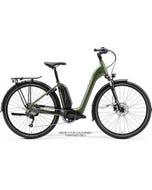 Merida eSpresso City 300 EQ 418Wh Electric Hybrid Bike Silk Green/Grey (2021)