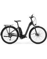 Merida eSpresso City 300 EQ Electric Hybrid Bike Matt Black/Anthracite (2020)