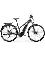 Merida eSpresso 300 SE EQ 418Wh Women's Electric Hybrid Bike Anthracite/Black (2021)