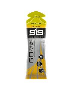 SIS GO PLUS Lemon & Lime Isotonic Energy Gel 60mL