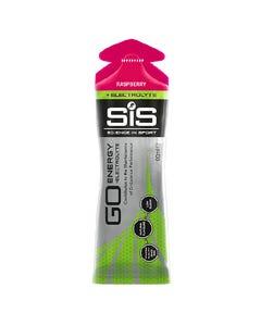 SIS GO Raspberry Energy Plus Electrolytes Gel 60mL