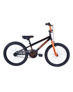 Radius Explosive Mini Boys Bike 20 Inch Gloss Black/Orange (2019)