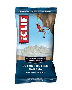 Clif Peanut Butter Banana with Dark Chocolate Energy Bar 68g