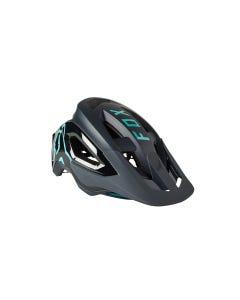 FOX Speedframe Pro Helmet Teal