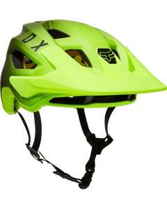 FOX Speedframe MIPS Helmet Black/Yellow