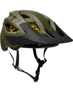 FOX Speedframe MIPS Helmet Green/Black