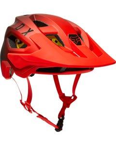 FOX Speedframe MIPS Fluoro Red