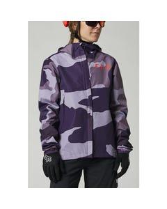 FOX Ranger Refuel 2.5L Women's Water Jacket Purple Camo