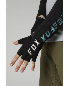 FOX Ranger Gel Short Finger Gloves Black