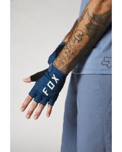 FOX Ranger Gel Short Finger Gloves Matte Blue