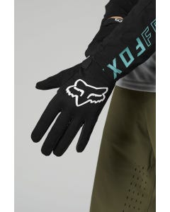 Gloves Youth FF FOX Defend Black
