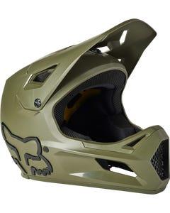 FOX Rampage Fullface Youth Helmet Olive Green