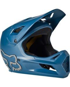 FOX Rampage Fullface Youth Helmet Dark Indigo