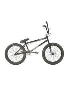 Division Fortiz BMX Bike Black Polished (2020)
