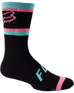 Socks FOX Defend Black/Pink