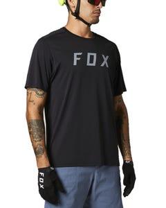 FOX Ranger Short Sleeve Jersey Black