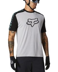 FOX Ranger DR Short Sleeve Jersey Steel Grey