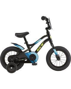 GT Grunge 12 Kids Bike Gloss Black (2020)