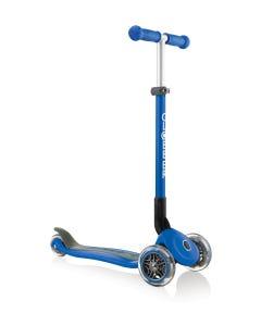 Scooter Kids Globber Primo Foldable Navy Blue