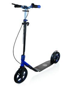 Globber One NL 230 Ultimate Scooter - Titanium/Slate Blue