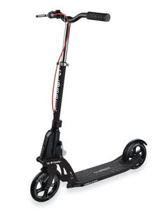 Scooter 2 Wheel Kids Globber One K Active Black Wbrake