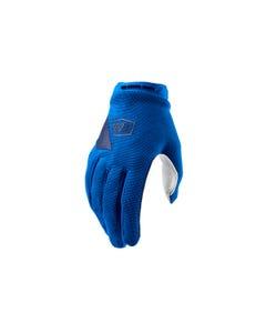 100% Ridecamp Women's Gloves Blue