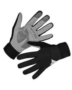 Endura Windchill Full Finger Gloves Black
