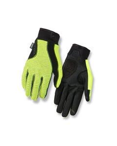 Giro Blaze 2.0 Full Finger Gloves Fluorescent Yellow
