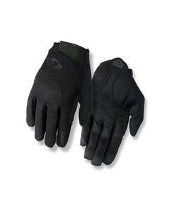 Giro Bravo Gel Full Finger Gloves Black