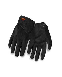 Giro DND Full Finger Youth Gloves Black