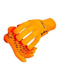 DeFeet Duraglove ET Full Finger Gloves Hi-Vis Orange