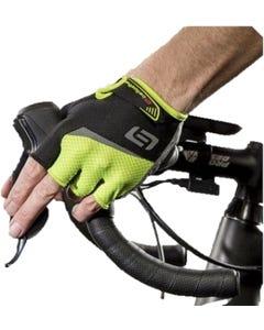 Bellwether Ergo Gel Short Finger Gloves Hi-Vis