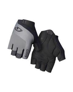 Giro Bravo Gel Short Finger Gloves Charcoal