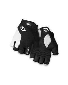 Giro Strade Dure Supergel Short Finger Gloves White/Black