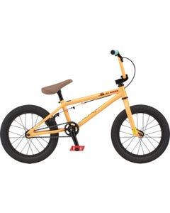 GT Lil Performer 16 Girls Bike Gloss Peach (2021)