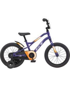 GT Siren 16 Girls Bike Gloss Purple (2021)