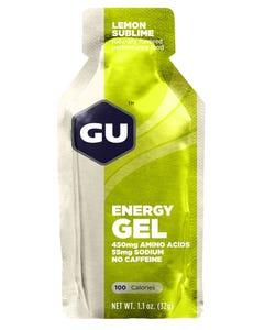 GU Lemon Sublime Gel | 99 Bikes