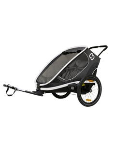 Hamax Outback Two Trailer With Recline - Two Child