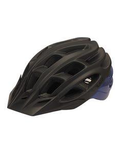 Azur EXM Helmet Black/Blue