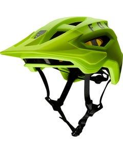 FOX Speedframe MIPS Helmet Flow Yellow