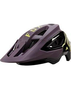 FOX Speedframe Pro Helmet Dark Purple