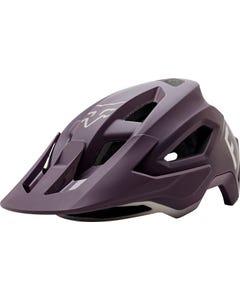 FOX Speedframe Helmet Dark Purple