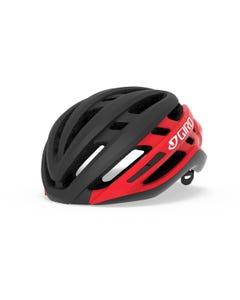 Giro Agilis MIPS Helmet Matt Black/Red Fade