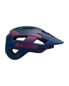 Helmet Lazer Chiru Matte Blue/Pink